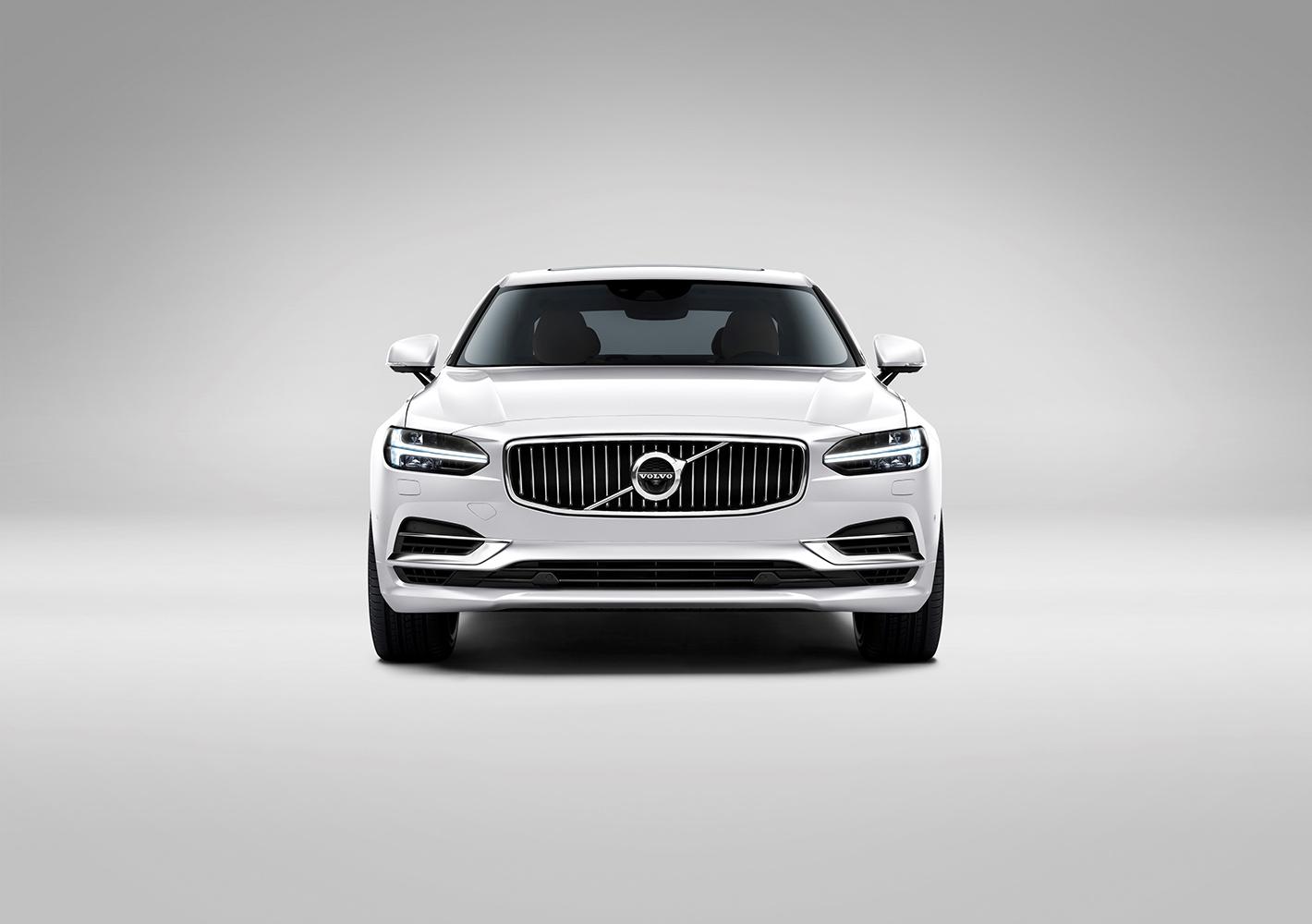 170131_Front_Volvo_S90_White