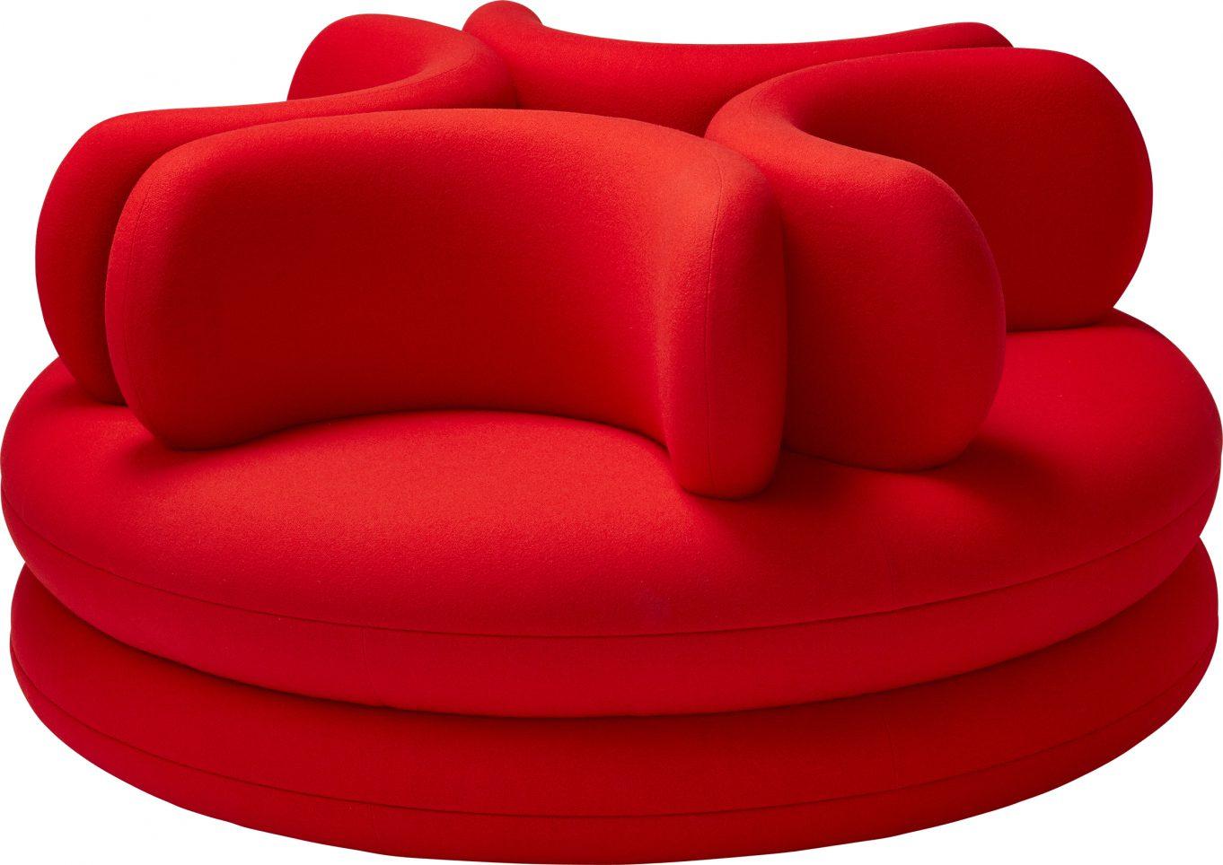 Easy Sofa by Verpan