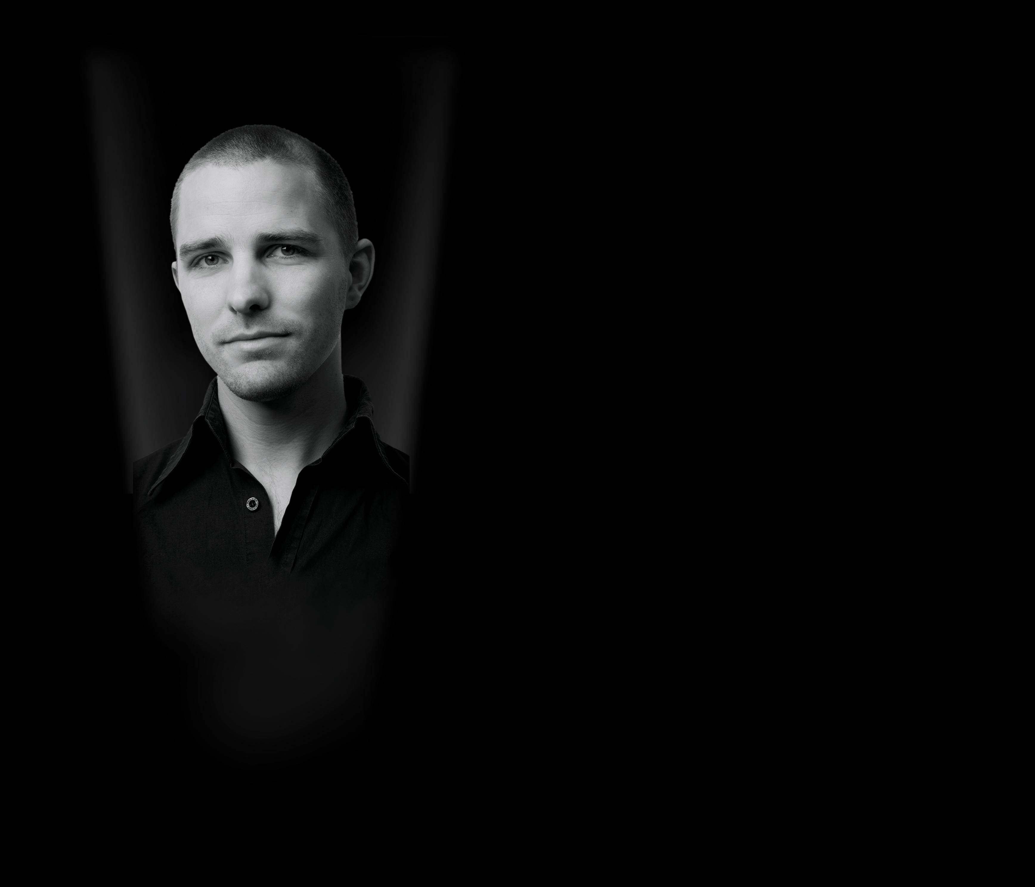 Portrait Maarten Baas
