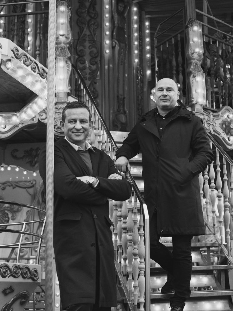 Ouverture droite - CEO Jan Andersen & Poul Madsen visiting Tivoli (1)